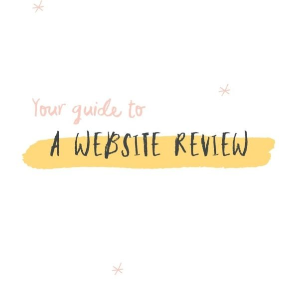 Your guide to a website review
